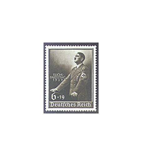 Goldhahn Deutsches Reich Nr. 701