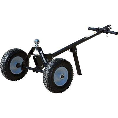 Ultra-Tow Dual-Pull Trailer Dolly - 600-Lb. Capacity