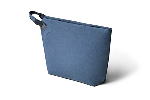 Bellroy Standing Pouch Plus - Marine Blue(ファスナーポーチ ガジェットケース バッグインバッグ)