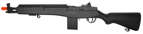 Powerful! Metal and abs Plastic Spring Powered m14 Assault Sniper Rifle fps-300 Airsoft Gun (Airsoft Gun)