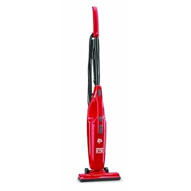 Dirt Devil Simpli-Stik Lightweight Corded Bagless Stick Vacuum, SD20000RED