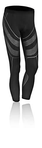 F-Lite Megalight 200 Pantalon moulant pour homme Noir Taille L