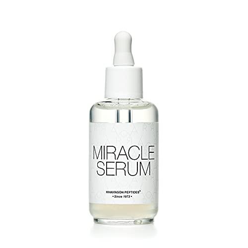 El Suero Peptídico Rejuvenecedor Ayori previene el Envejecimiento prematuro, Antiarrugas – Cuidado de la piel para todo tipo de pieles – 50 ml