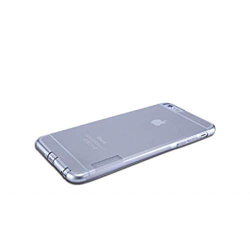 Nillkin IP6PLUS-TPU-Gray - Custodia protettiva e antiscivolo in gel per Apple iPhone 6 Plus