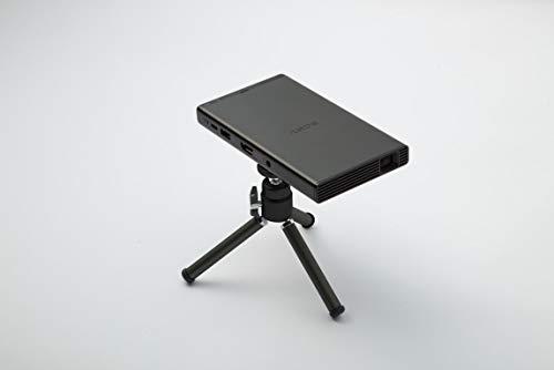 Sony MP-CD1 Portable Pico , Pocket- Sized, HDMI/MHL, DLP, Short-Throw, 120 Screen, 5000mAh Built-in Battery, Built-in Speaker, WVGA 854 x 480 10