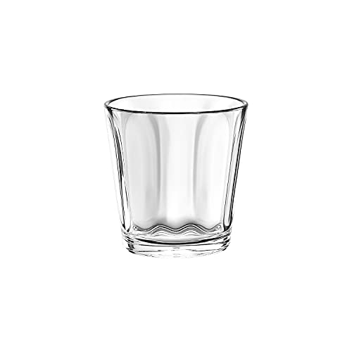 AKIPLAST ONDA - Caja 6 Vasos Policarbonato Resina 35Cl