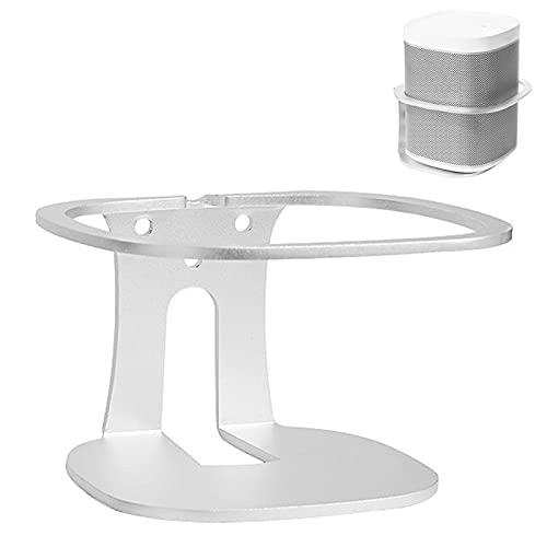 minifinker Soporte de Pared Soporte de Pared de Larga Vida útil Tornillos metálicos de Tres Puntos, para el hogar, para apoyar(Silver)