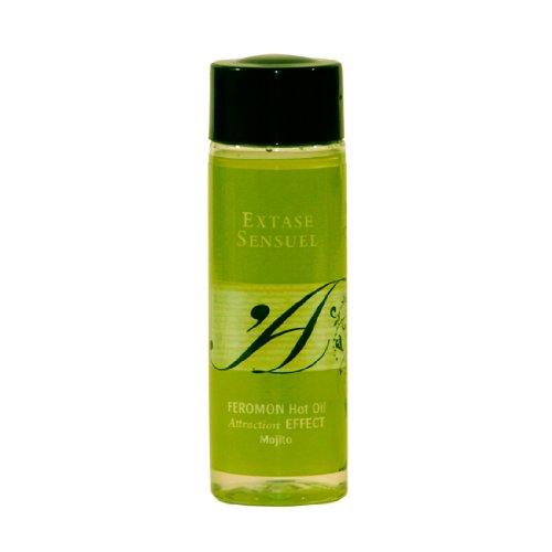 EXTASE SENSUEL wärmende Massage Öl mit Pheromonen MOJITO