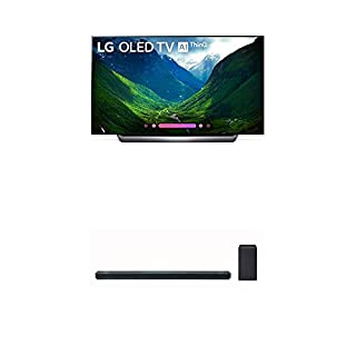 LG Electronics OLED65C8PUA 65-Inch 4K Ultra HD Smart OLED TV (2018 Model) Bundle with LG SK10Y 5.1.2 Channel Hi-Res Audio Sound Bar with Dolby Atmos (2018) (B07KR6QYRG) | Amazon price tracker / tracking, Amazon price history charts, Amazon price watches, Amazon price drop alerts