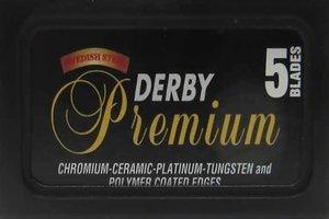 5 Derby Premium Rasierklingen - Erstelle deine Auswahl