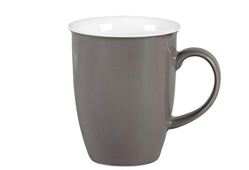 Flirt by R&B 400700 Doppio Kaffeebecher, 320 ml, Porzellan, Toffee (1 Stück)