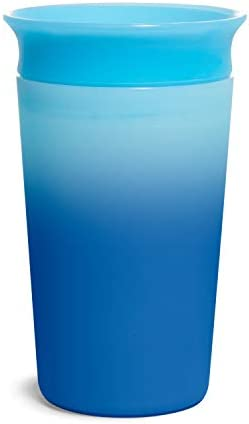 Munchkin Miracle 360 Color Changing Sippy Cup 9 Oz Blue product image