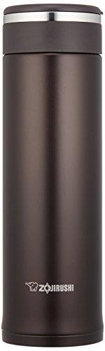 【Amazon.co.jp限定】象印マホービン(ZOJIRUSHI) 水筒 ステンレス マグ ボトル 直飲み 480ml ダークココア SM-JE48AZ-TD