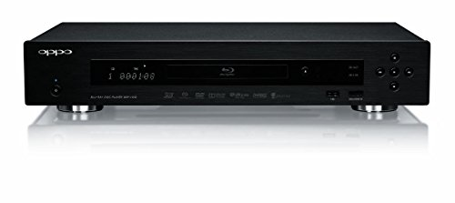 OPPO BDP-103D Darbee Edition 3D Blu-Ray Player 4K - CODE FREE