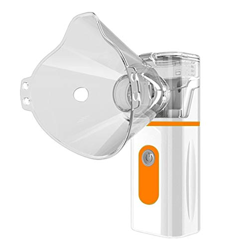 LOVIVER Handheld Dampf Inhalator Mini Tragbare Dampf Inhalator - Orange