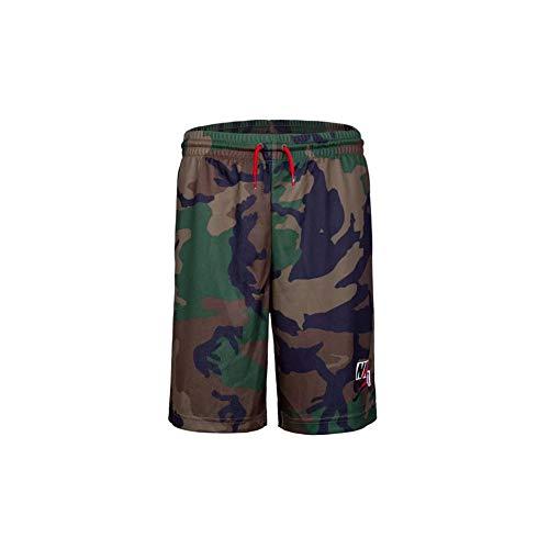 Nike Air Jordan Smash Up - Pantalones cortos de camuflaje para niño (talla grande, camuflaje)