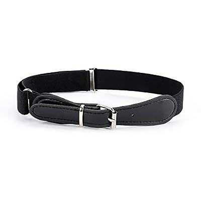 BiBest Kids Adjustable Elastic Belts for Toddler, Stretch Belts for Boys and Girls