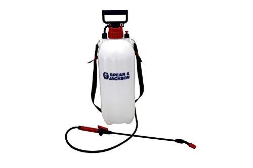 Spear & Jackson 8Lpaps Pulverizador presión acción