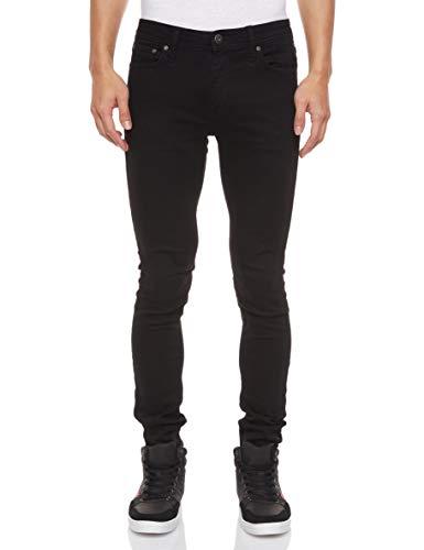 JACK & JONES Herren JJILIAM JJORIGINAL AM 816 NOOS Jeans, Schwarz (Black Denim Black Denim), 30W / 32L