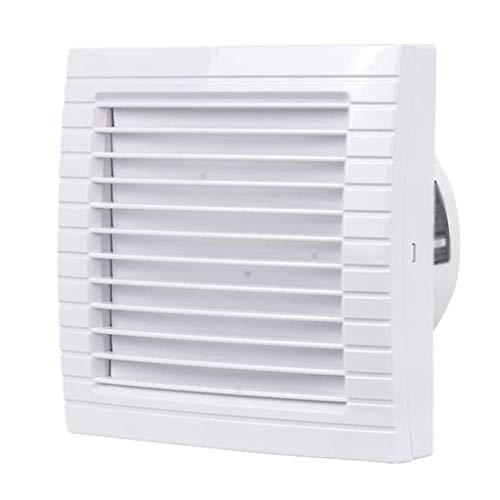 LANDUA Ventilador de ventilación silenciosa, 6 Pulgadas Tranquila Extintor de baño y 18w Habitaciones en alimentación, etc