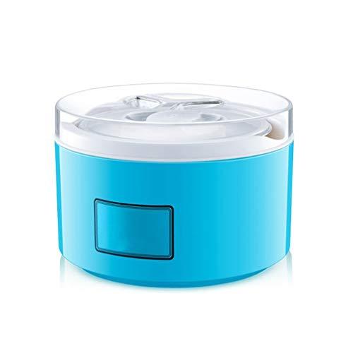 Preisvergleich Produktbild SAAND Glas,  robust und langlebig Edelstahlliner Selbstgemachte Joghurtgärung in Zwei Farben erhältlich