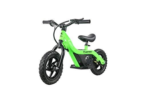 Kidybike - Bicicleta eléctrica para niños