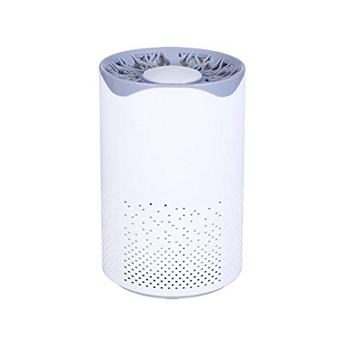 Tbrand The Best HEPA Air Purifier, Air Cleaner with Low Noise Portable Air Filter,USB Mini Air Purifier for Home,Classroom,Dorm Room,Allergies,Pets,Car,Bedroom,Office,Smoke,Desk