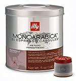 illy iperEspresso Capsules - Monoarabica Guatemala - 2 tins (2 x 21 Capsules)