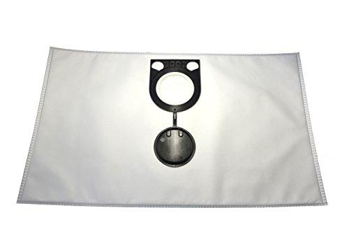Starmix Filterbeutel Vlies (10 Stück, doppellagig, für NSG-/NTS-Serie + HS-/GS-/AS-Serie) FBV 20