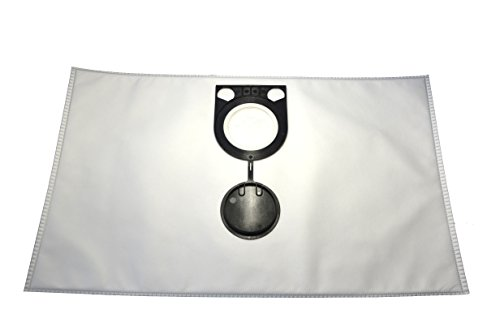 Starmix Filterbeutel Vlies (5 Stück, doppellagig, für NSG-/NTS-Serie + HS-/GS-/AS-Serie) FBV 20