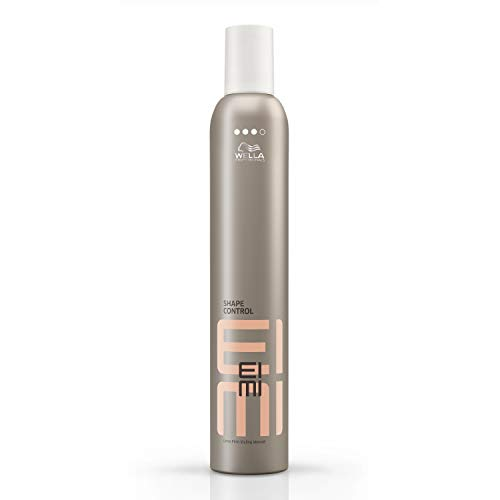 Wella Eimi Curl Please - Espuma de peinado, 500 ml