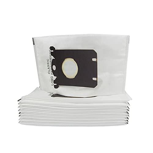 ZSYLOVE ZHANGSUYUAN Reemplazo de Las Bolsas para Polvo Aptos para la Philips para Electrolux FC8202 FC9083 HR8350 Aspirador no Tejida Bolsa de Accesorios de Piezas (Color : 10PCS)