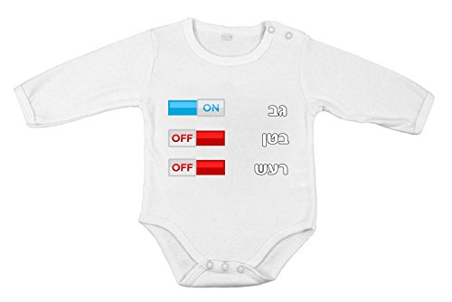 Body-soul-n-spirit Baby Newborn Cotton Clothing Long sleeve Infant Romper Baby mode cool print 18M