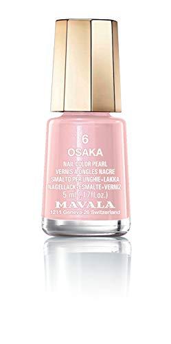 Mavala Mini Color Nagellack Creme 5 ml Farbe 6 Osaka