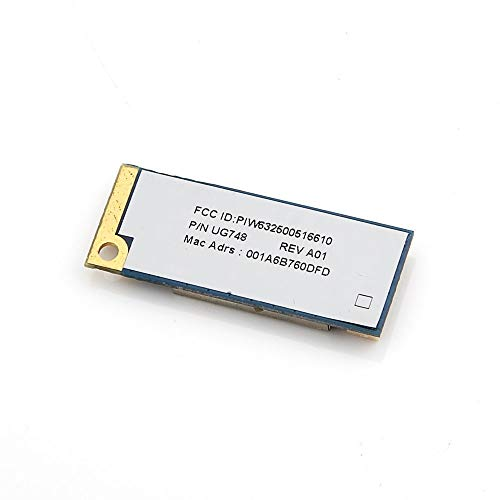 Dell TrueMobile 350 Bluetooth Wireless Card RD530 W9242 X5166 UG748