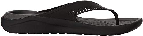 crocs Unisex-Erwachsene LiteRide Flip Clogs, Multi, 36/37 EU