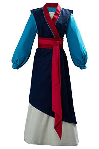 Bilicos Anime Hanfu Chinesische Tracht Kleid Prinzessin Kleid Superheldin Cosplay Kostüm Damen XXL