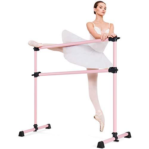 Costzon Portable Ballet Barre Freestanding for Dancing...