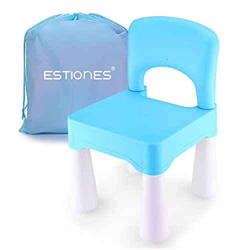 ESTIONES Kids Chair, Toddler Chair, Toddler Chairs for Boys and Girls, an Extra Portable Storage...