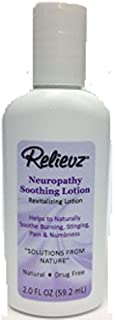 Neuropathy, Shingles, Fibromyalgia, Chemo Nerve Restoring & Soothing Serum - Guaranteed To Work! - The Doctor Recommended - Patented Natural Formula that People are calling A MIRACLE! (1)