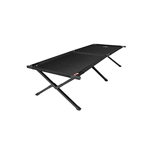 TETON Sports Adventurer Camp Cot; Folding Cot Great for Car Camping
