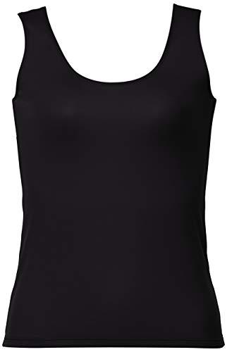 [ミズノ] インナーシャツ ドライベクターエブリ 吸湿速乾 抗菌防臭 タンクトップ ノースリーブ アンダーウェア 下着 C2JA6302 レディース ブラック LL