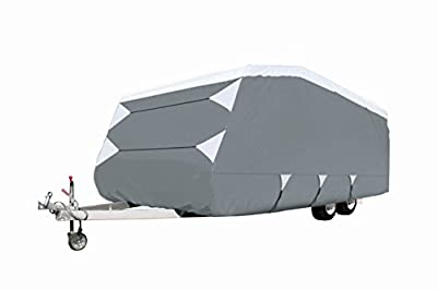 Classic Accessories RT PolyPro 3 Trailers Pop up Camping Trailer Cover
