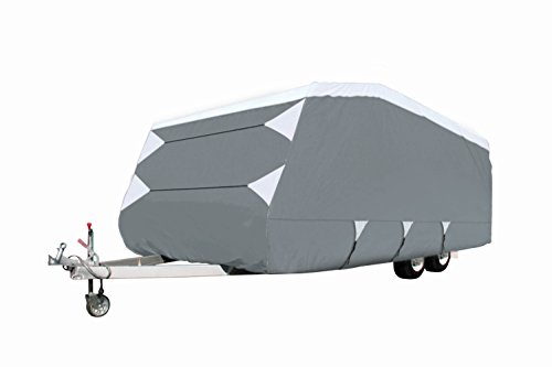 Classic Accessories RT versnellingskracht 3 hangers pop-up camping trailer cover 16-18'