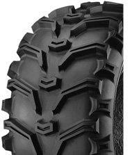 Pair 2 Kenda Bearclaw 22x7-11 ATV Tire Set 22x7x11 K299 22-7-11