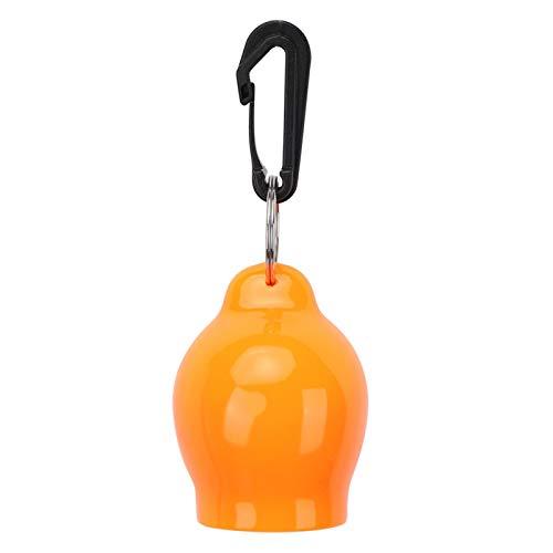 Omabeta Regulador de inmersión, cubierta de boquilla resistente, para exterior, buceo, color naranja