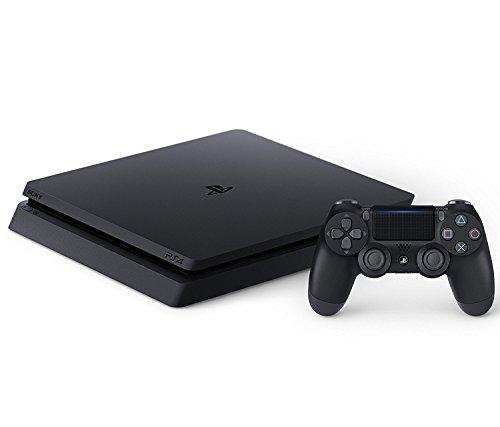 {PlayStation 4 ジェット・ブラック 500GB (CUH-2200AB01)}