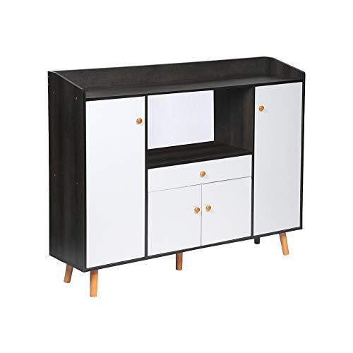 small kitchen buffet cabinet - 4