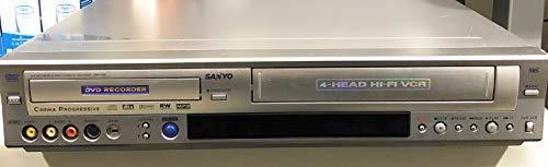 New Sanyo DRW-1000 DVD Video Recorder w/ 4-HEAD Hi-Fi VCR