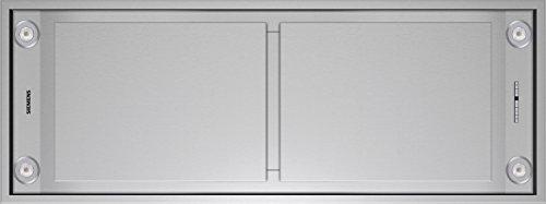 Siemens LF259RB51 - Campana (Canalizado/Recirculación, 780 m³/h, 560 m³/h, Empotrable en techo, LED, Acero inoxidable)